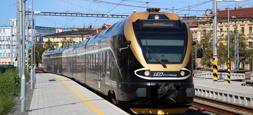 Z Rzeszowa do Pragi pociągiem? Przewoźnik Leo Express ze zgodą UTK!