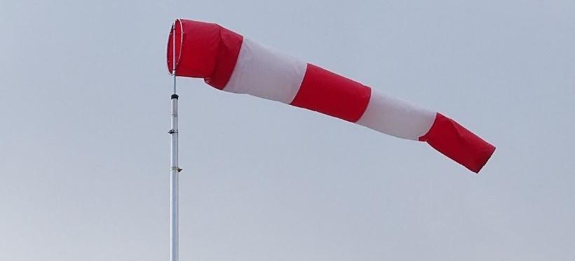 Uwaga! Wydano ostrzeżenie meteorologiczne przed silnym wiatrem!