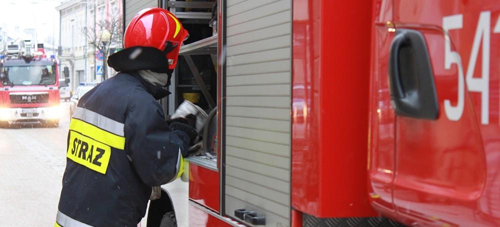 REGION: Strażacy podsumowali 2018 rok. Dwie trzecie interwencji nie było związanych z ogniem