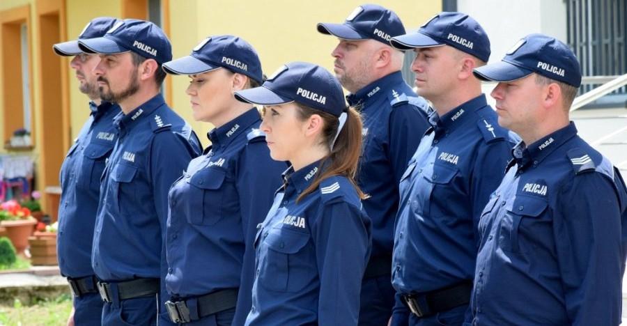 Reaktywacja posterunku policji w Baligrodzie (FOTO)