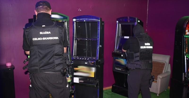DĘBICA: Kolejne uderzenie w nielegalny hazard na Podkarpaciu