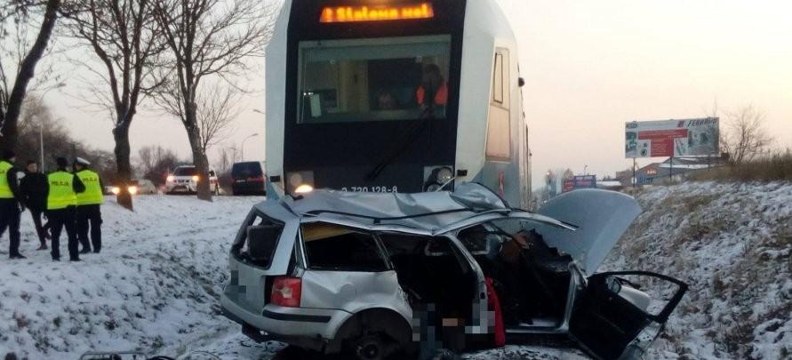 Co ustalono ws. wypadku na przejeździe kolejowym na Warszawskiej? Trwa śledztwo prokuratury