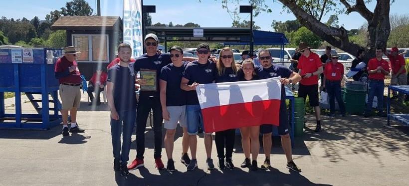 Sukces studentów Politechniki Rzeszowskiej w międzynarodowym konkursie!