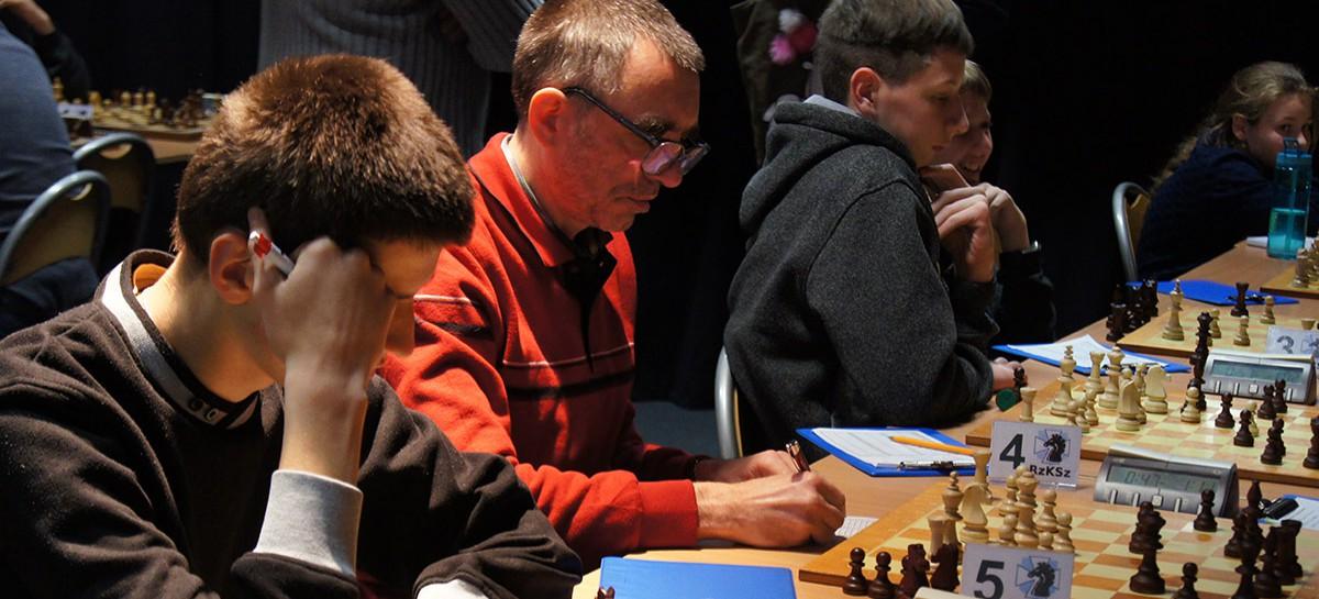 Startują XI Mistrzostwa Rzeszowa w Szachach