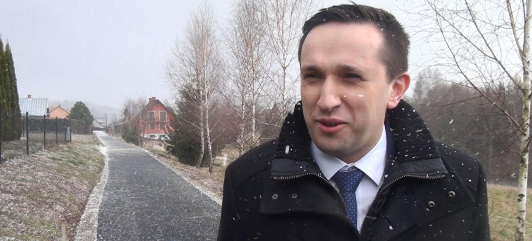4,5 mln zł na inwestycje w gminie Brzozów. Wykonano 21 zadań (VIDEO)