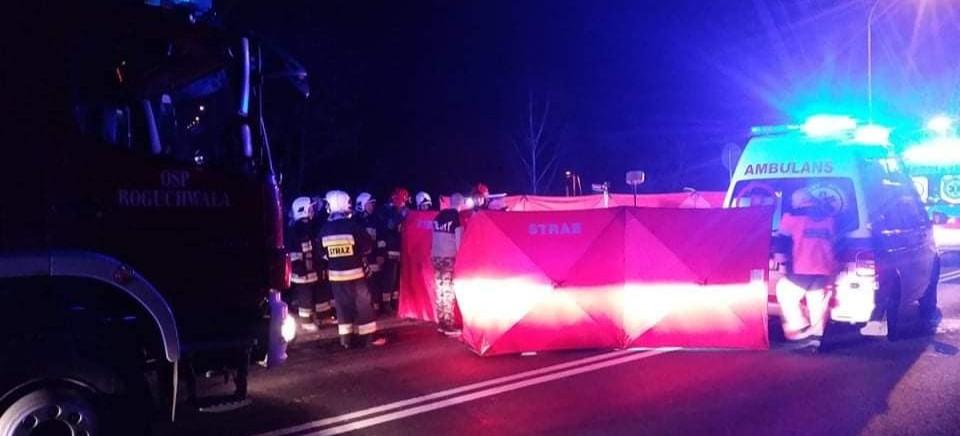 Policja zatrzymała sprawcę śmiertelnego potrącenia w Boguchwale!