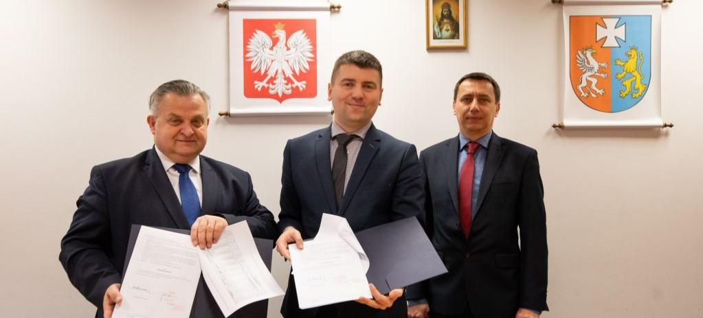 Gmina Łańcut z kolejnym dofinansowaniem! (FOTO)