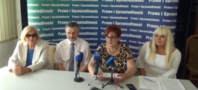 Wróblewska: Rząd PiS chce dbać o osoby niepełnosprawne (FILM)