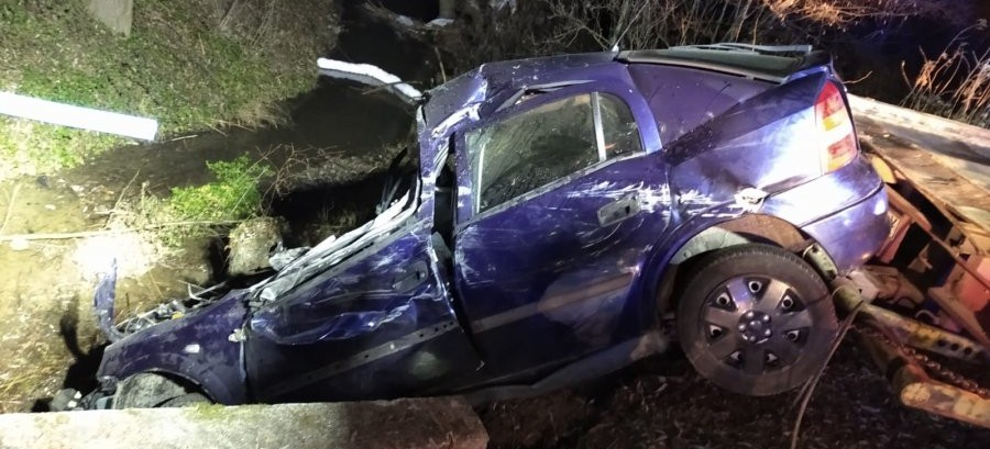 PODKARPACIE: Śmiertelny wypadek. Nie żyje 31-letni kierowca (ZDJĘCIA)