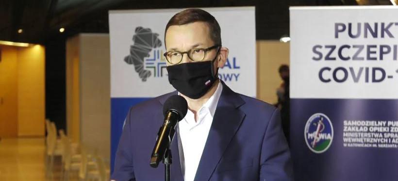 Premier: Oferujemy pomoc Czechom i Słowakom. Rzeszów udostępni łóżka? (VIDEO)