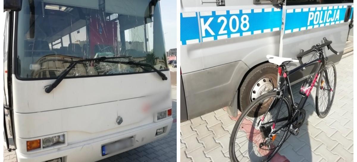 KROSNO: Śmiertelne potrącenie. Autobus zderzył się z rowerzystą…