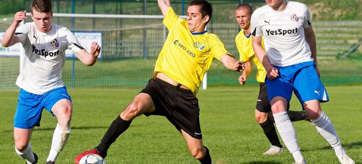 Piłkarska środa w IV lidze. Ekoball gra z Wiśniową