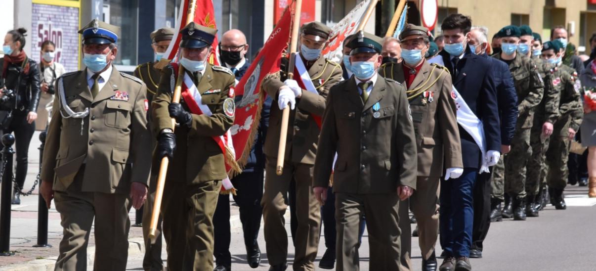 Święto Konstytucji 3 Maja w Sanoku (VIDEO, ZDJĘCIA)
