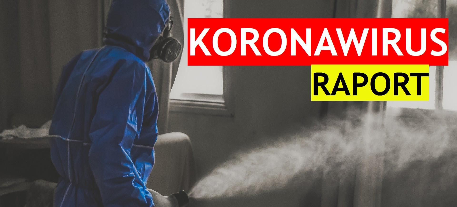 Gwałtowny spadek liczby zakażeń koronawirusem. Nadal bądźmy czujni!