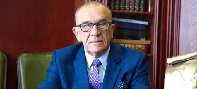 Rektor WSIiZ nagrodzony