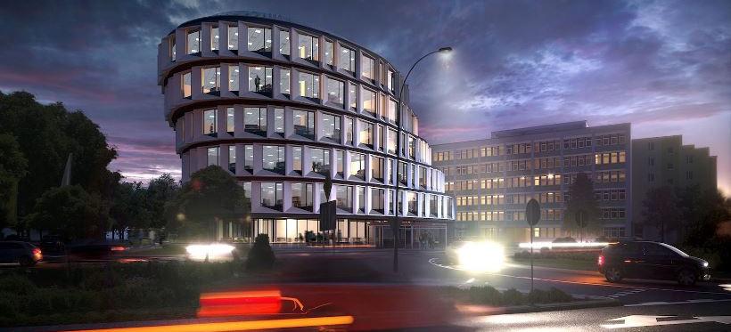 W centrum Rzeszowa powstanie nowy biurowiec! (WIZUALIZACJE)