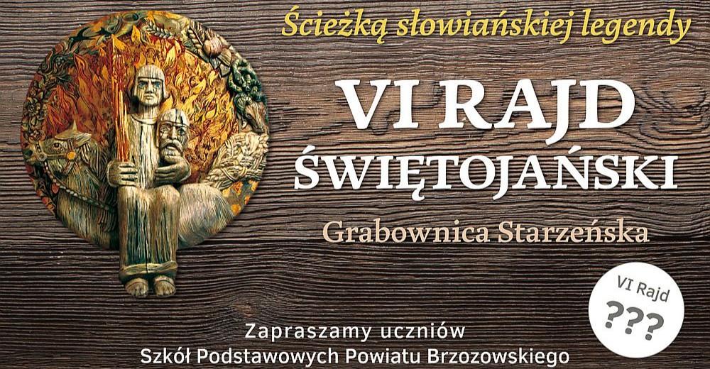 GRABOWNICA STARZEŃSKA: VI Rajd Świętojański! Wędrówka, zabawa i wspólne ognisko!