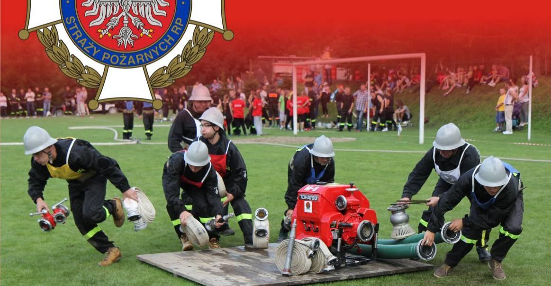 Gminne Zawody Ochotniczych Straży Pożarnych w Nagórzanach