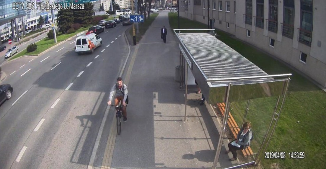 RZESZÓW: Policja poszukuje złodzieja roweru! (FOTO)