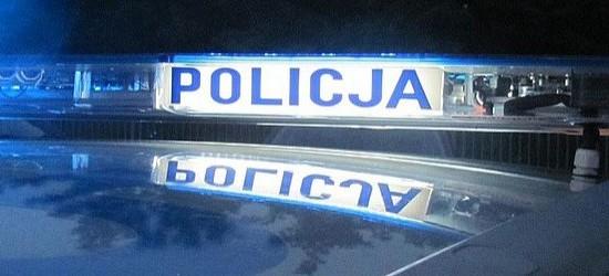 Policjanci pomogli błąkającej się kobiecie