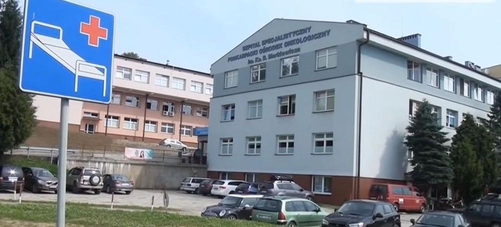 Nowe metody leczenia w brzozowskim szpitalu