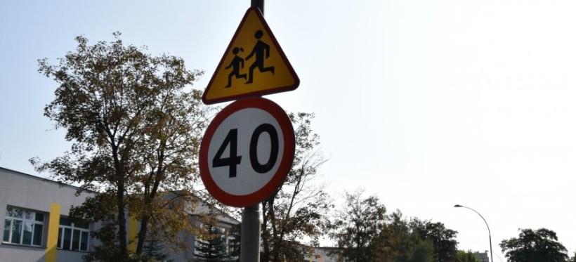 Policja sprawdziła oznakowanie dróg w pobliżu szkół