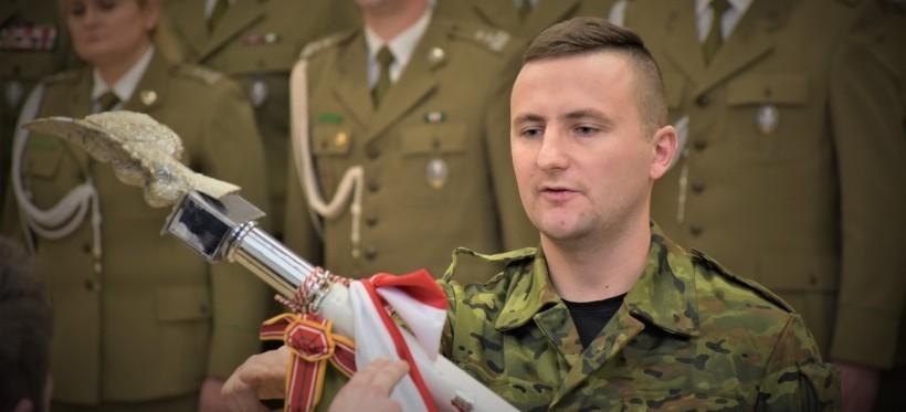 Nowi funkcjonariusze Straży Granicznej w regionie (FOTO)