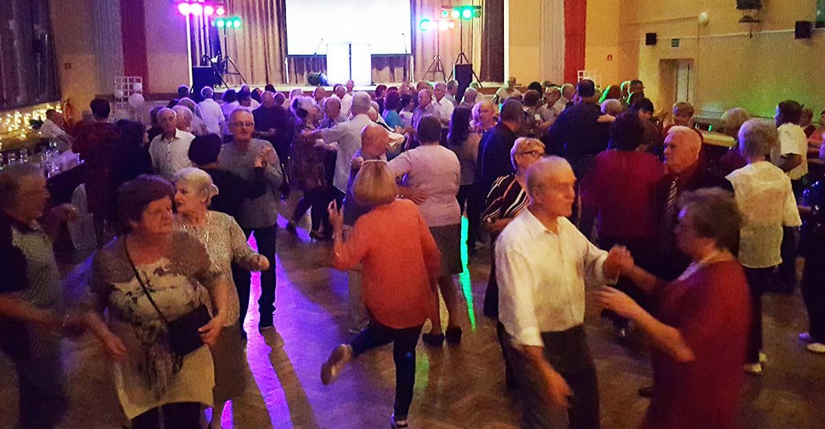 Miejskie potańcówki dla seniorów również w styczniu