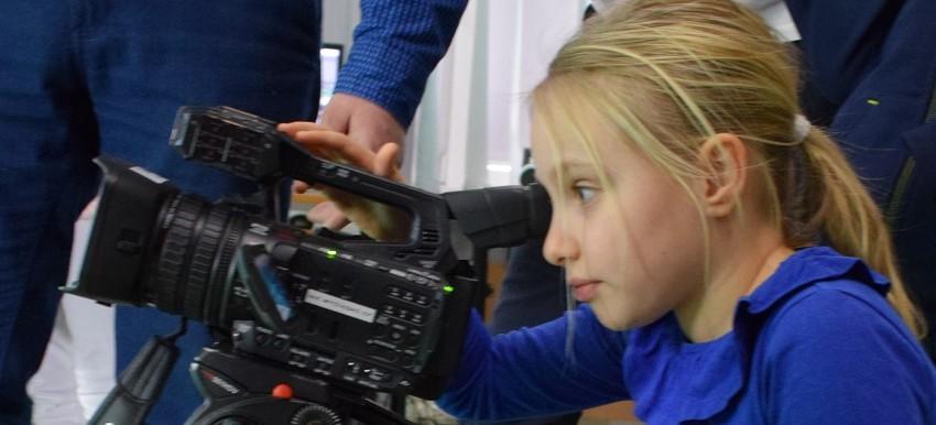Akademia Małego Żaka na nowych mediach (FOTO)