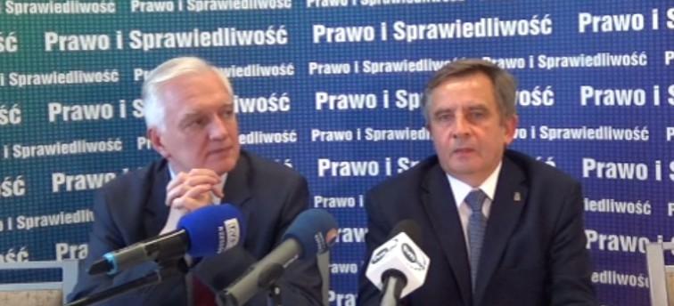 Buczak o kandydaturze Masłowskiego: Jego szanse są nikłe (FILM)