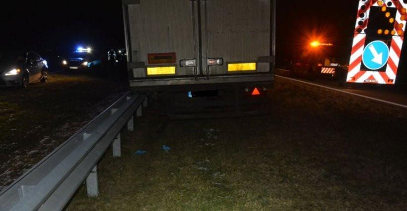 Tragiczny wypadek na A4! Nie żyje 57-latek! (FOTO)