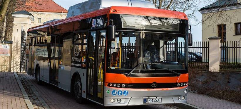 7 kolejnych autobusów gazowych Autosanu w Rzeszowie!