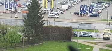 RZESZÓW: Wypadek na Krakowskiej. Dwie policjantki zostały ranne! (FOTO)