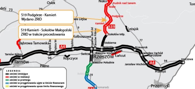 PODKARPACIE. Wojewoda podpisała pozwolenie na budowę odcinka S19 Podgórze-Kamień!