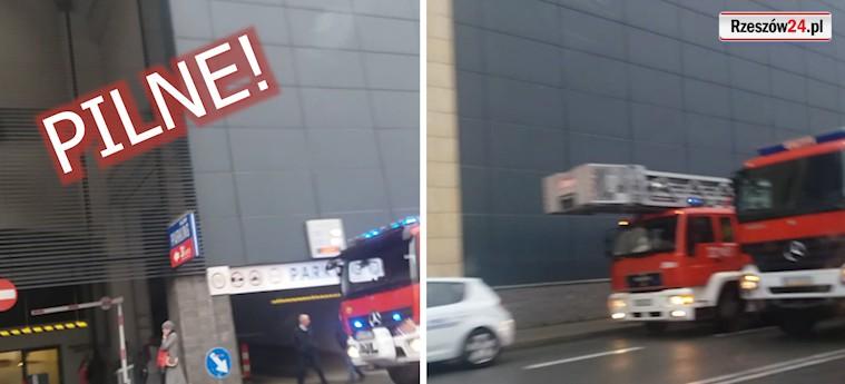 AKTUALIZACJA: 7 osób rannych. W Galerii Rzeszów zawalił się sufit
