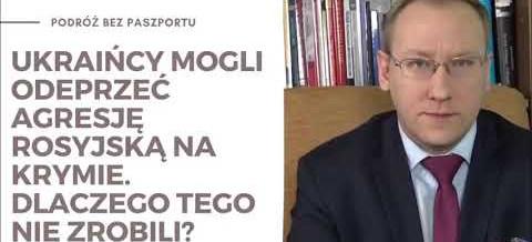 Dr. Leszek Sykulski – Kto rządzi na Ukrainie?
