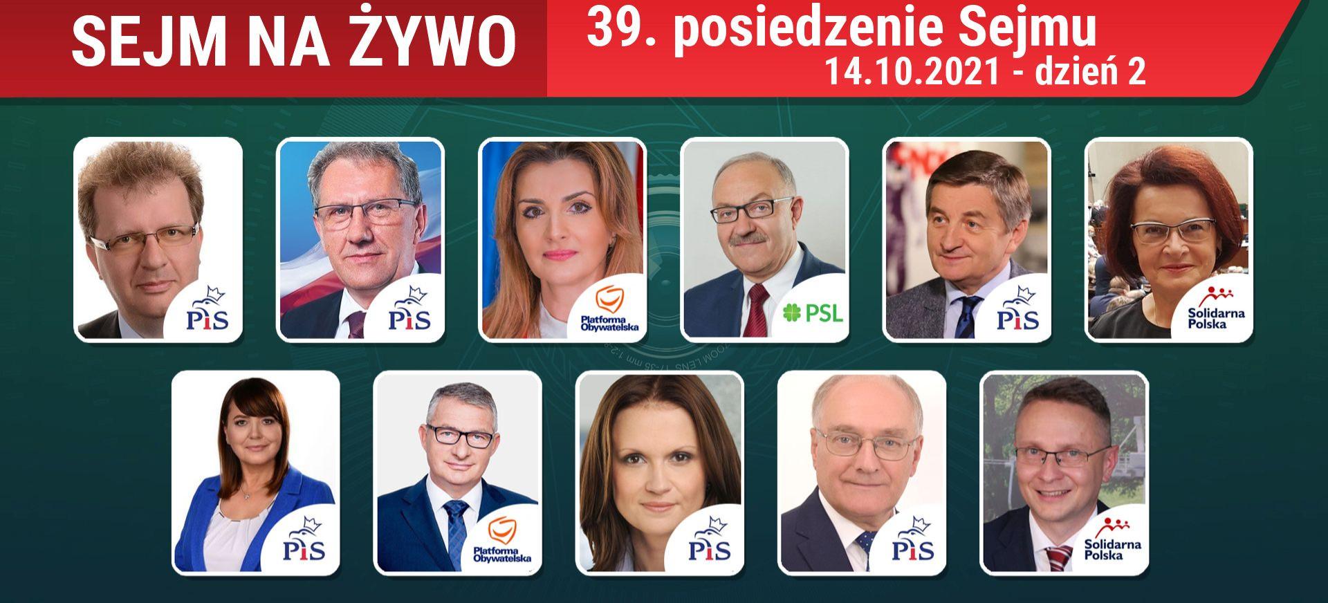 tvPolska.pl : Pierwsze czytanie projektu ustawy budżetowej na 2022 rok. Oglądaj NA ŻYWO!