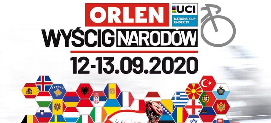 W najbliższy weekend Kolarski ORLEN Wyścig Narodów – UTRUDNIENIA