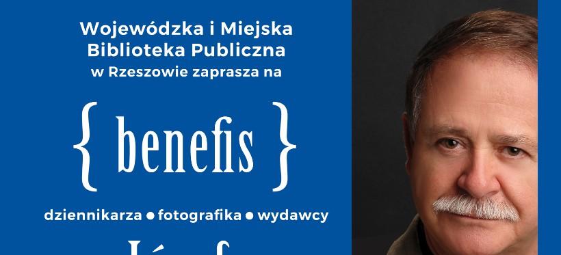 Benefis Józefa Ambrozowicza w WiMBP w Rzeszowie