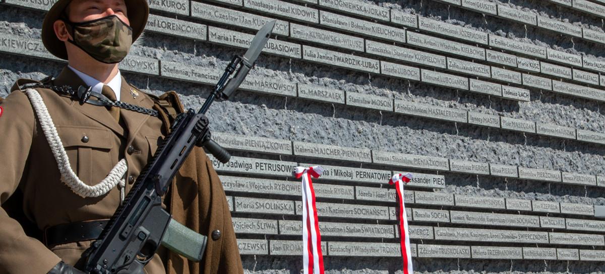 MARKOWA. Oddano hołd Polakom ratującym Żydów (ZDJĘCIA)