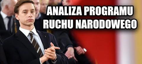 Krzysztof Bosak kandydat na prezydenta RP. NISS – analiza programu Ruchu Narodowego