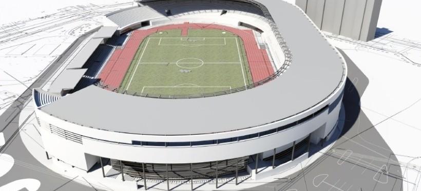 RZESZÓW. Modernizacja stadionu Resovii? Jest projekt! [WIZUALIZACJE]
