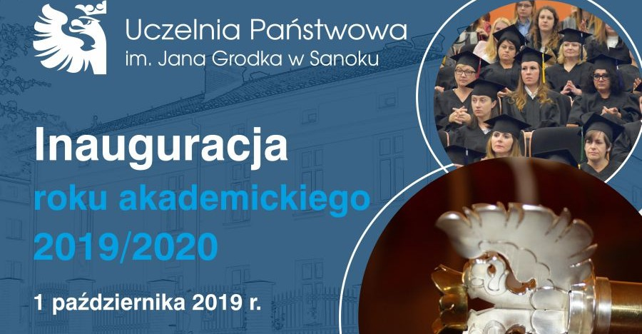 1 PAŹDZIERNIKA: Inauguracja roku akademickiego Uczelni Państwowej w Sanoku
