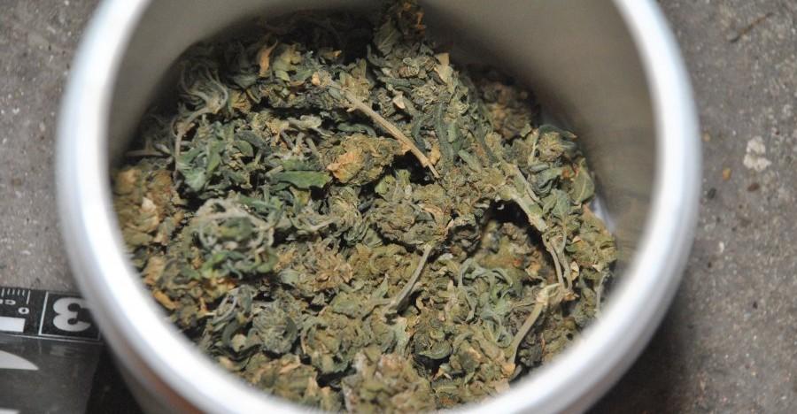 Amfetamina, extasy i marihuana. 22-latek wpadł podczas kontroli (FOTO)