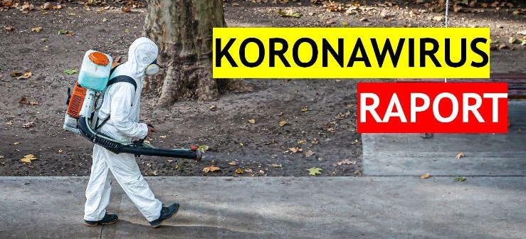 COVID-19. 265 nowych zakażeń na Podkarpaciu, 20 zgonów