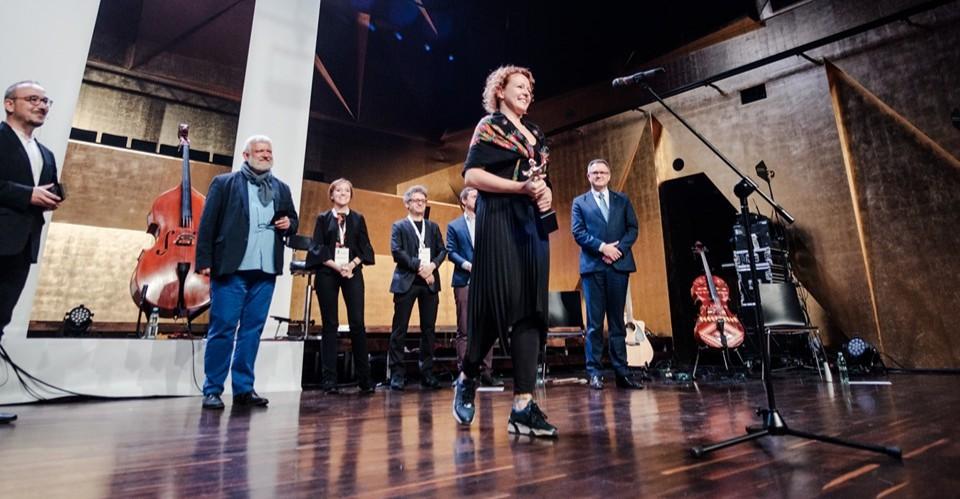 Spektakl Teatru im. Wandy Siemaszkowej z międzynarodową nagrodą!