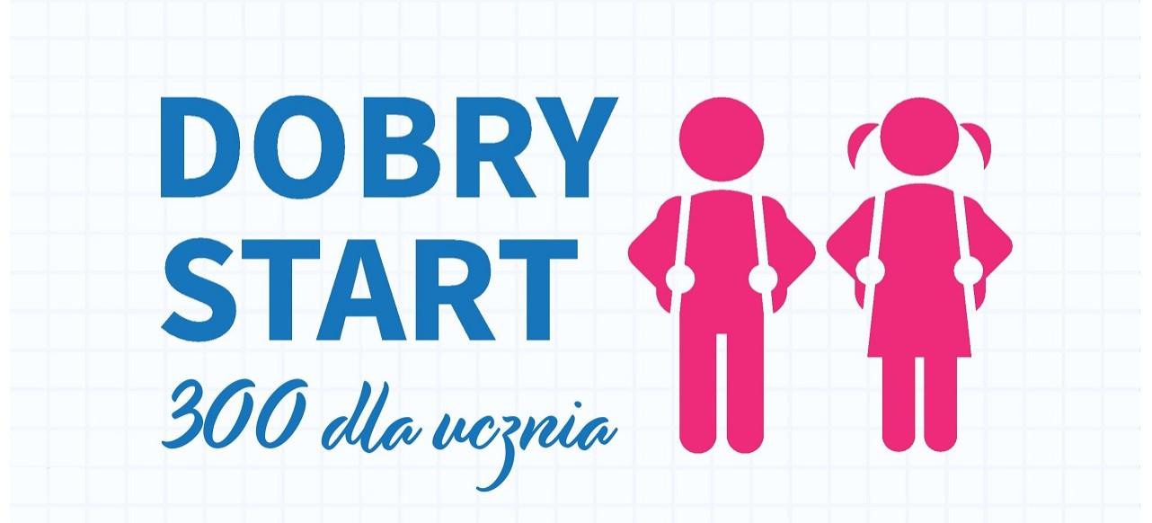 """RADYMNO: """"Dobry Start"""" – 300 zł dla ucznia"""