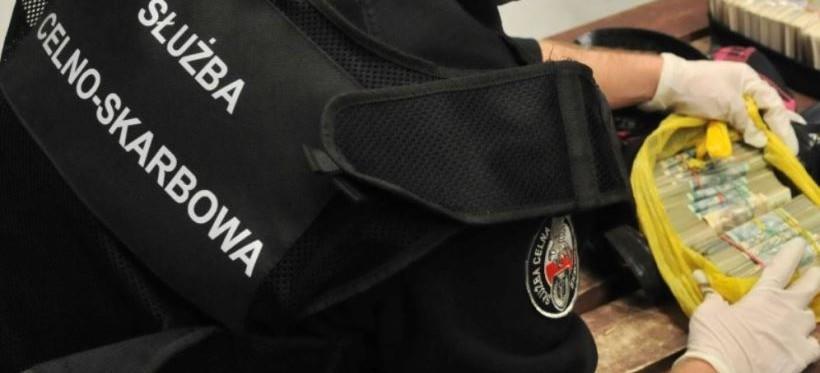 REGION. Ukrainiec przewoził do Polski 60 tysięcy dolarów w… reklamówce