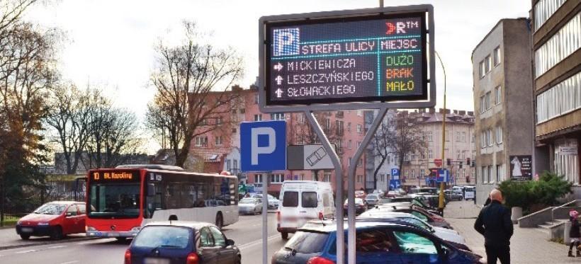 W Rzeszowie powstanie inteligentny system parkingowy
