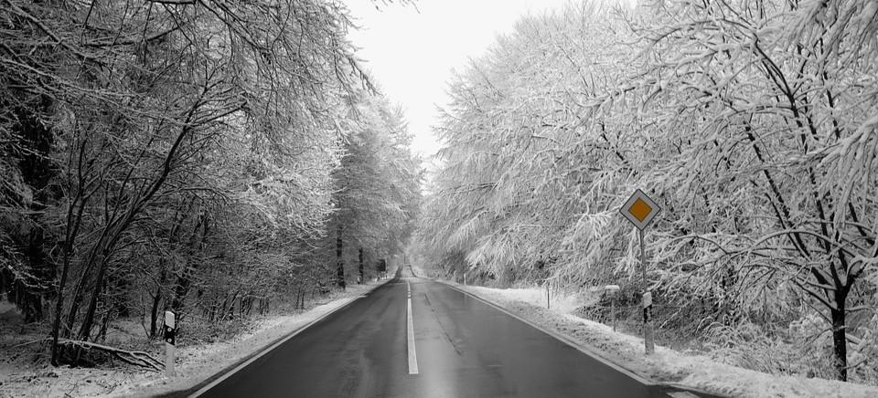 Uwaga! Ostrzeżenie przed intensywnymi opadami śniegu